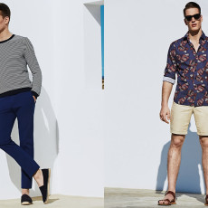 Moda Masculina Verão 2017 : conheça as principais tendências!