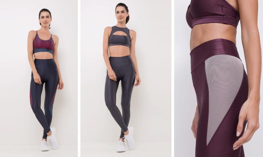 73f035bdd6 Moda Fitness. O benefício de cada tecido. Qual a melhor escolha ...